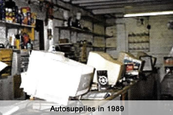 Autosupplies in 1989